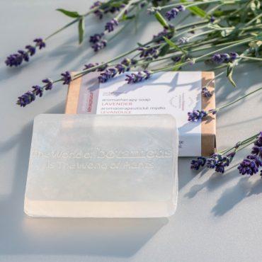 Botanicus - Aromaterapeutické mýdlo levandule_LF