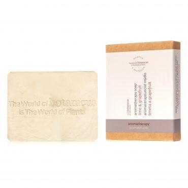 Botanicus - Aromaterapeutické mýdlo limeta a grapefruit