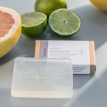 Botanicus - Aromaterapeutické mýdlo limeta a grapefruit_LF