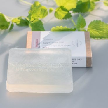Botanicus - Aromaterapeutické mýdlo máta_LF