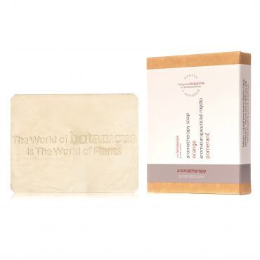 Botanicus - Aromaterapeutické mýdlo pomeranč