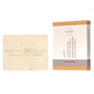 Botanicus - Aromaterapeutické mýdlo tea tree a eucalyptus