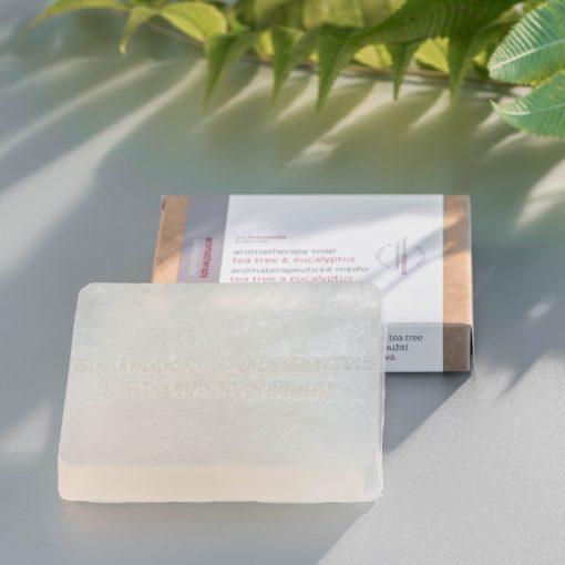 Botanicus - Aromaterapeutické mýdlo tea tree a eucalyptus_LF