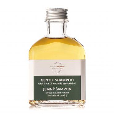 Botanicus - Jemný šampon s esenciálním olejem heřmánek modrý
