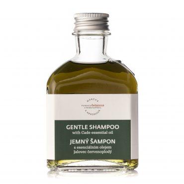 Botanicus - Jemný šampon s esenciálním olejem jalovec červenoplodý