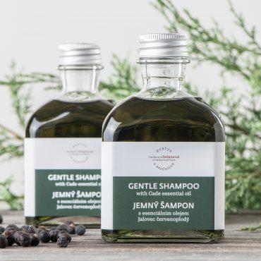 Botanicus - Jemný šampon s esenciálním olejem jalovec červenoplodý_LF