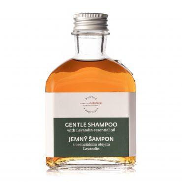 Botanicus - Jemný šampon s esenciálním olejem lavandin