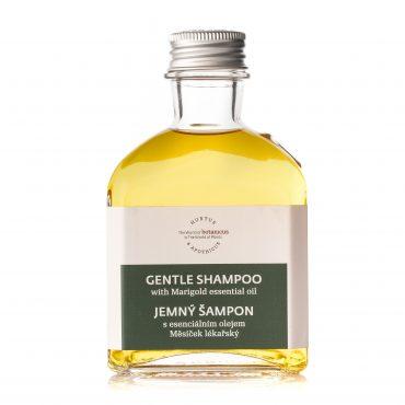 Botanicus - Jemný šampon s esenciálním olejem měsíček lékařský