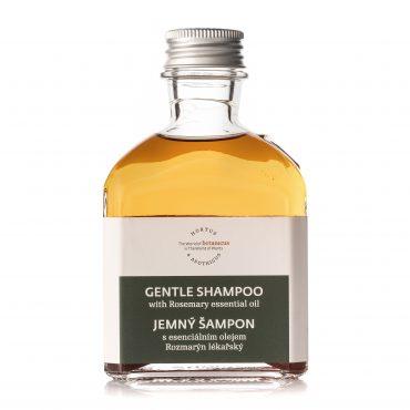 Botanicus - Jemný šampon s esenciálním olejem rozmarýn lékařský