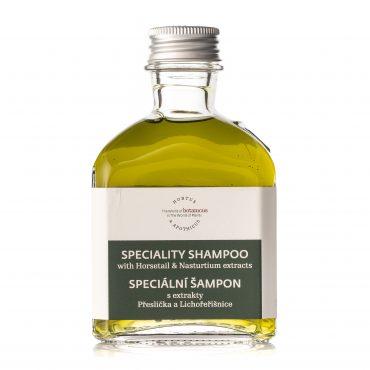 Botanicus - Jemný šampon s extraktem přeslička a lichořeřišnice
