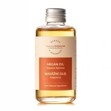 Botanicus - Masážní olej arganový