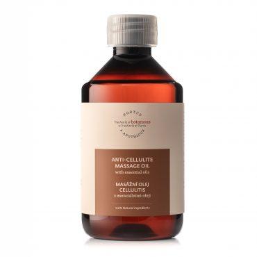 Botanicus - Masážní olej celulitida s esenciálními oleji