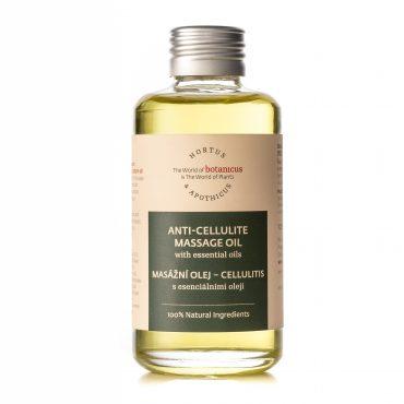 Botanicus - Masážní olej celulitida s esenciálními oleji_1