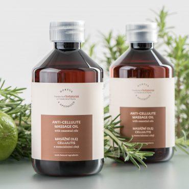 Botanicus - Masážní olej celulitida s esenciálními oleji_LF