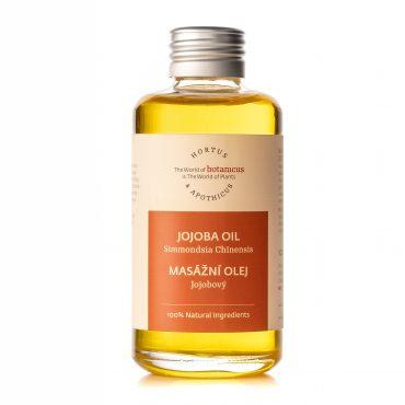 Botanicus - Masažní olej jojobový