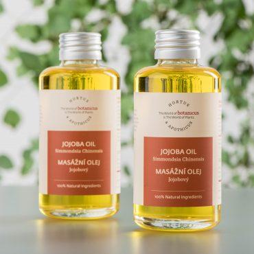 Botanicus - Masažní olej jojobový_LF