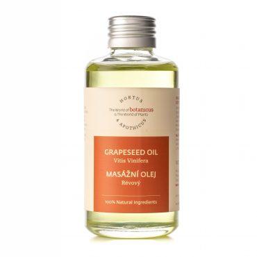 Botanicus - Masažní olej révový