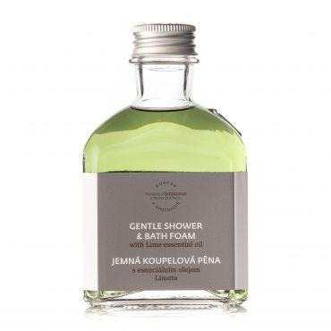 Botanicus - Speciální koupelová pěna s esenciálním olejem limeta_195ml