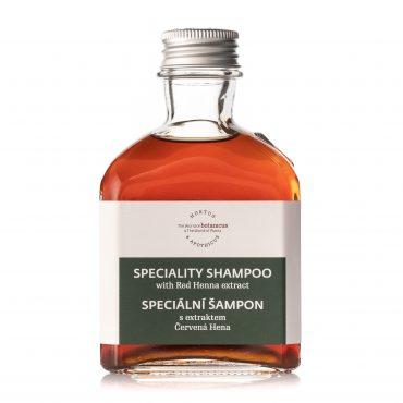 Botanicus - Speciální šampon s extraktem červená hena