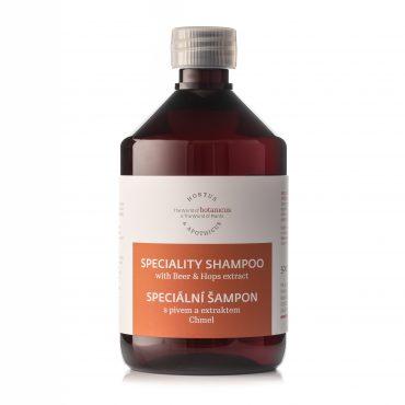 Botanicus - Speciální šampon s pivem a extraktem chmel 500 ml