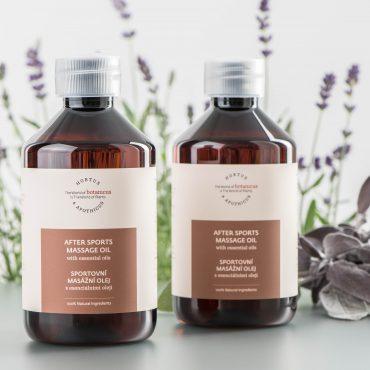 Botanicus- Sportovní masážní olej s esenciálními oleji_LF