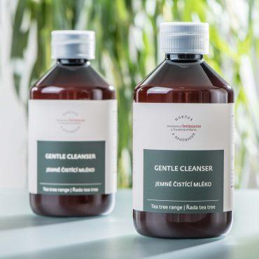 Botanicus Tea Tree jemné čistící mléko_LF