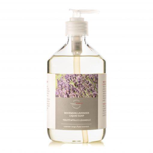 Botanicus Tekuté mýdlo s levandulí
