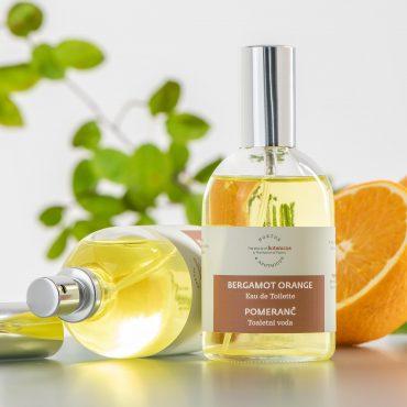 Botanicus - Toaletní voda pomeranč-LF