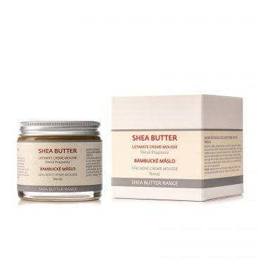 Botanicus Základní creme mousse z bambuckého másla - neroli