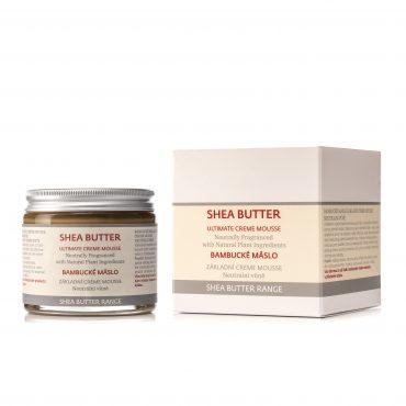 Botanicus Základní creme mousse z bambuckého másla - neutrální vůně