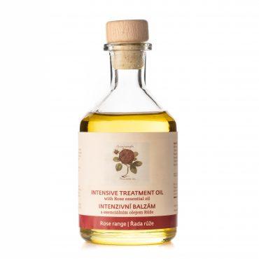 Botanicus intenzivní balzám s esenciálním olejem Růže_1