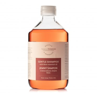 Botanicus jemný šampon s esenciálním olejem Růže