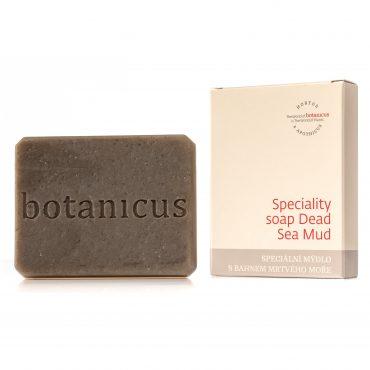 Botanicus speciální mýdlo s 4% bahnem mrtvého moře