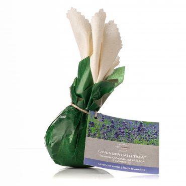 Botanicus šumivá aromatická přísada do koupele s levandulí