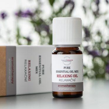 Botanicus esenciální olej / relaxační směs_LF