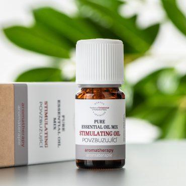 Botanicus esenciální olej / povzbuzující směs_LF