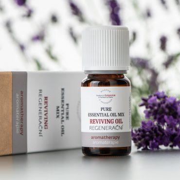 Botanicus esenciální olej / Regenerační směs_LF