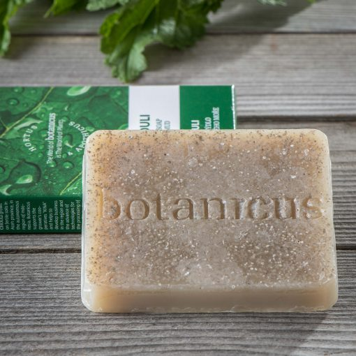Patchouli speciální mýdlo s bahnem mrtvého moře