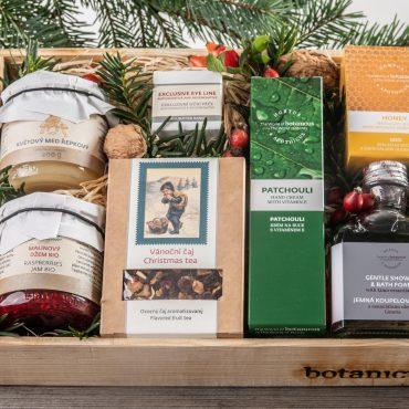 Vánoční dárkový balíček / velký