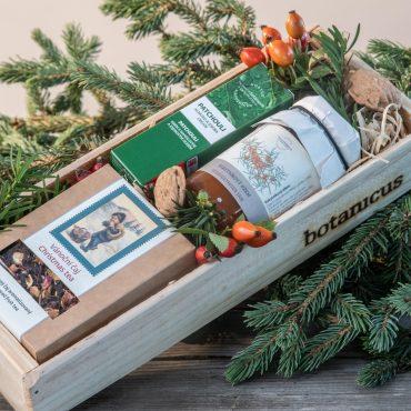 Vánoční dárkový balíček / střední_LF